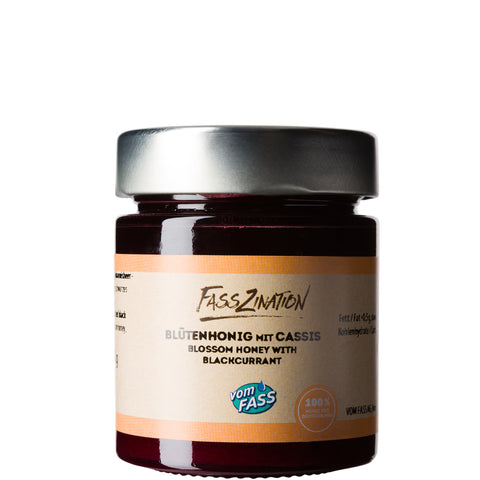 Blossom Honey with Black Currant