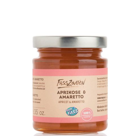 Apricot and Amaretto Spread