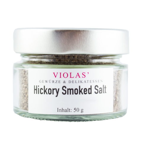VIOLAS' Hickory Smoked Salt