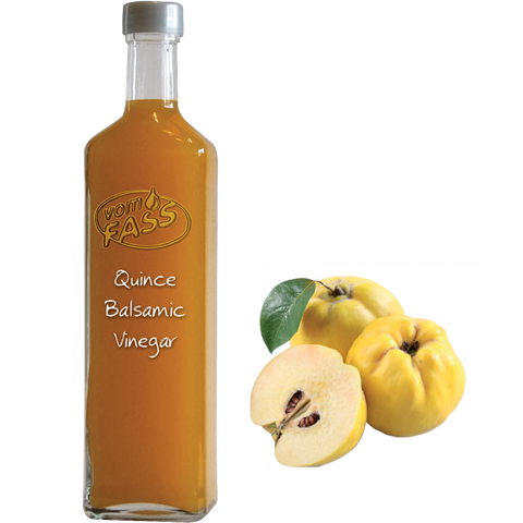 Quince Balsamic Vinegar