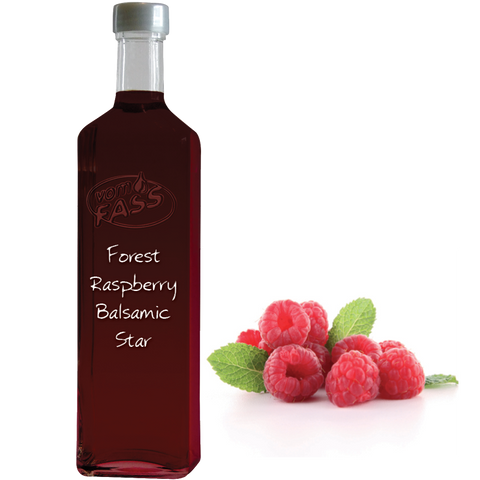 Forest Raspberry Balsamic Star