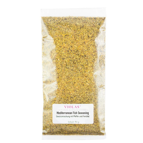 VIOLAS' Mediterranean Fish Seasoning