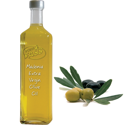 Madonia Extra Virgin Olive Oil (Organic)