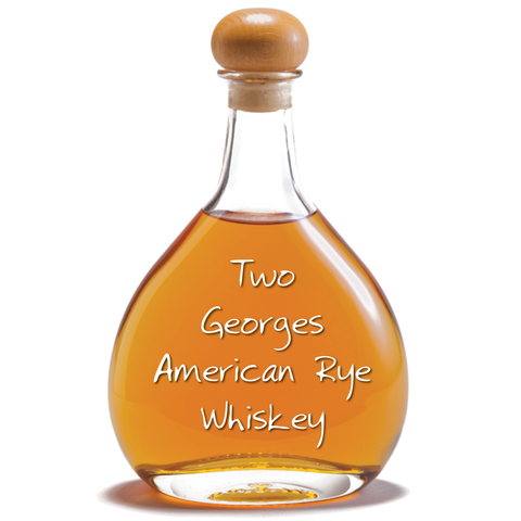 Two Georges American Rye Whiskey