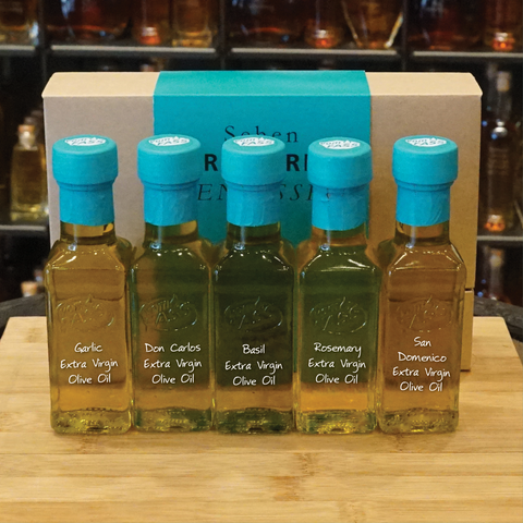 Vom Fass Premium Olive Oil Set - Wiregrass, FL