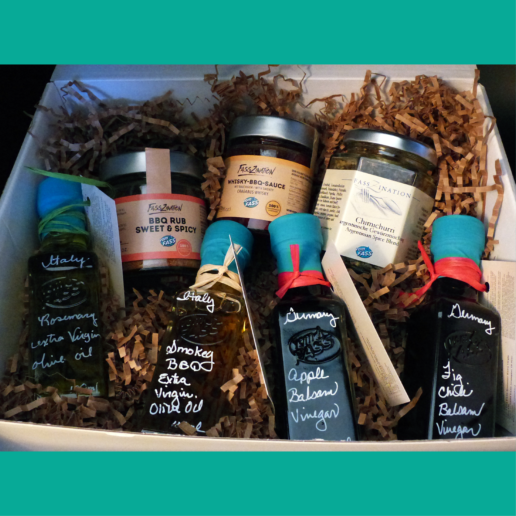 Gourmet BBQ Favorites Gift Box - Cary, NC