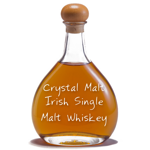 Crystal Malt Irish Single Malt Whiskey, 23 Year