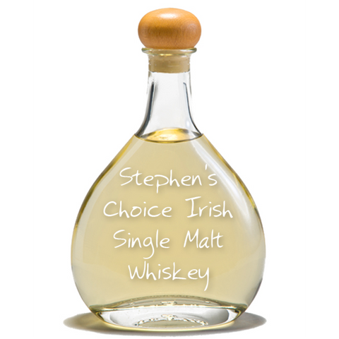 Stephen's Choice Single Malt Irish Whiskey