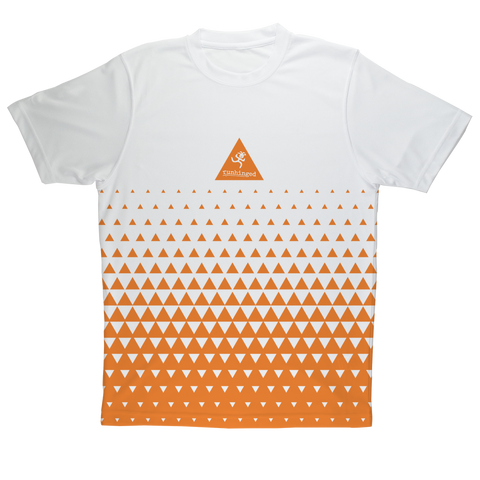 Run Triangular Performance T-Shirt