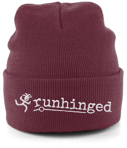 Be Runhinged Cuffed Beanie