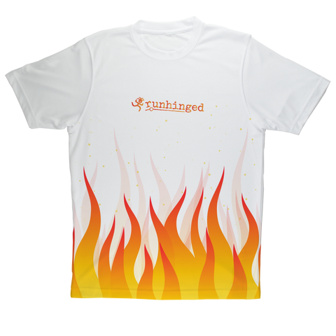 All Fired Up Performance T-Shirt