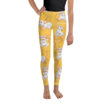 Rat Attack Kids Leggings