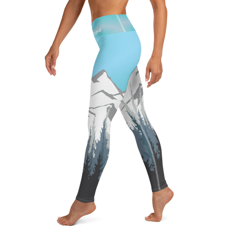 Mountain Skies Leggings