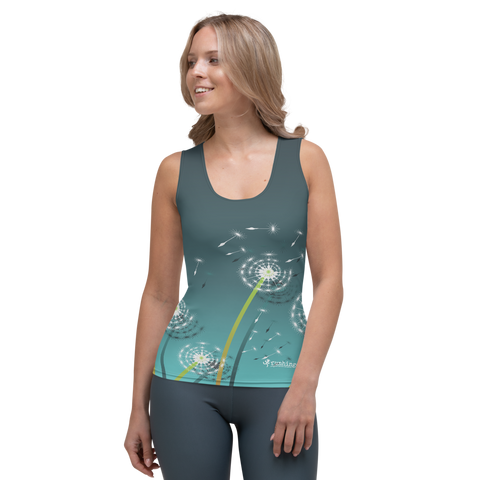 Dandelion Wishes Running Vest