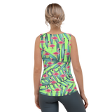 Tropical Flamingo Running Vest