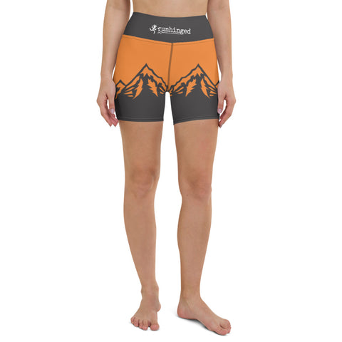 Mountain Trail Running Shorts