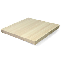 "Table-top (Cherry Blossom Wood Gracious, 30""Wx30""D) FOH-BC02B Set of two"