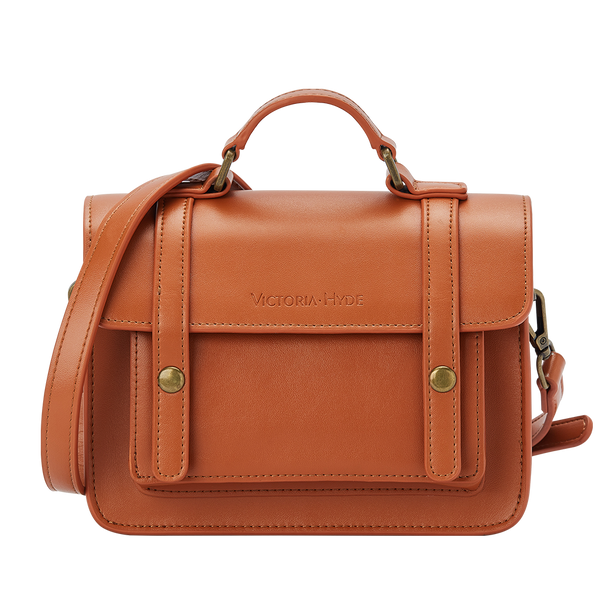 Cambridge Satchel Bag Antique Copper