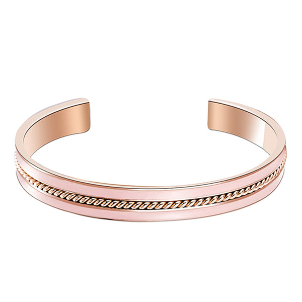 Armreif Sloane II Bangle Roségold