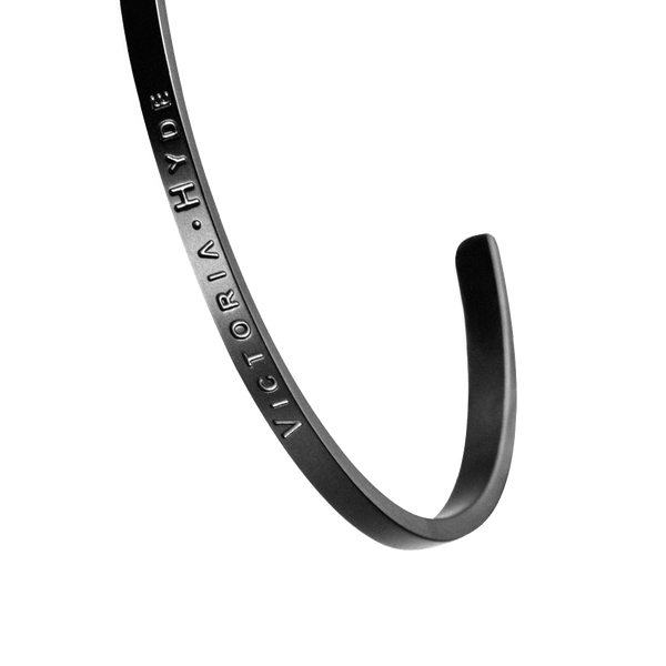 Armreif Sloane I Bangle Schwarz