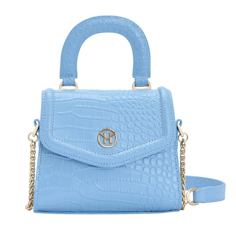 Handtasche Paddington Bag Blau