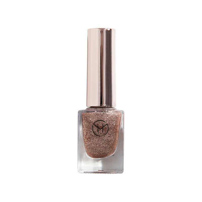 Nagellack #17 Champagne Gold