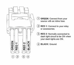 Push Switch | JB64/74 2019+