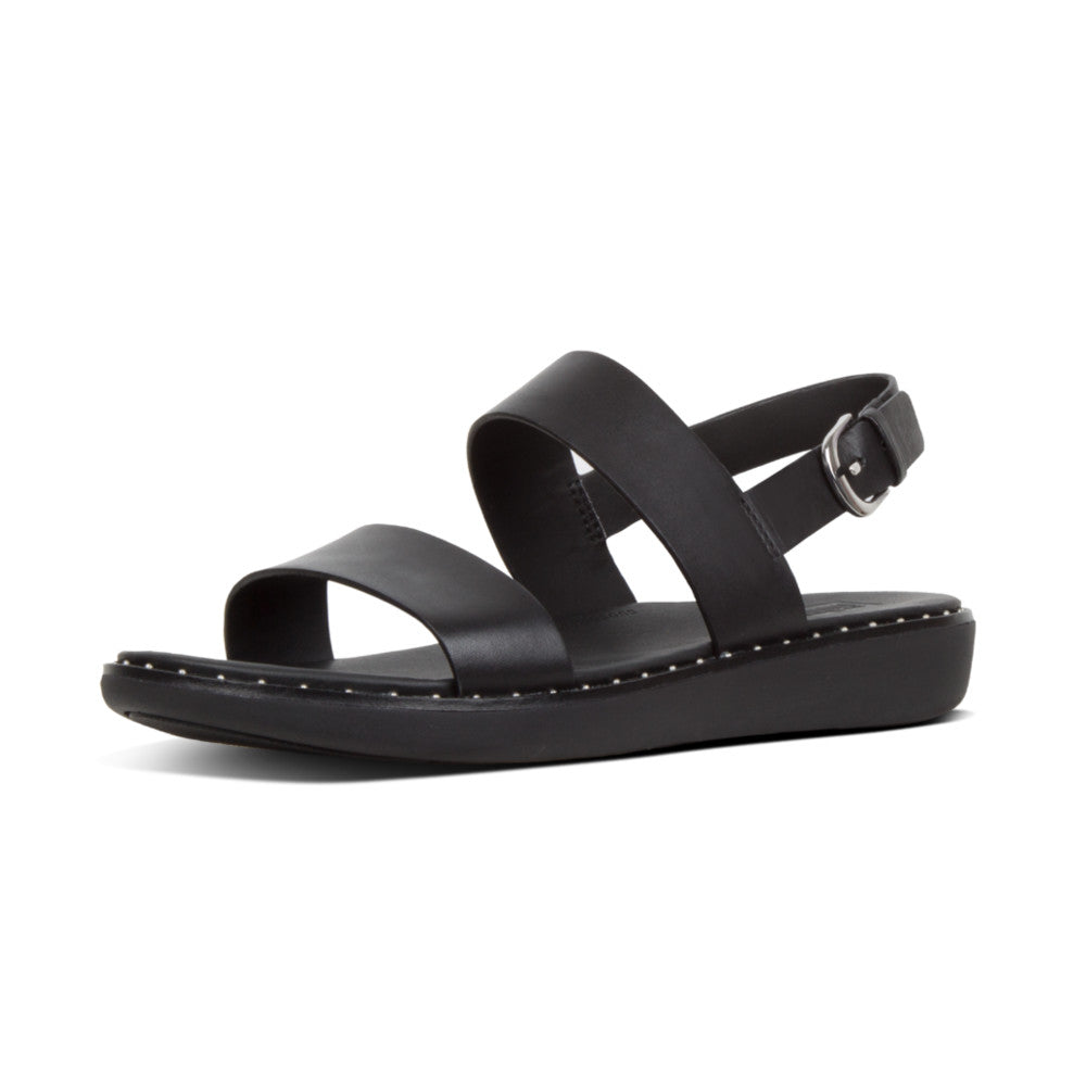 FitFlop™ Barra Leather Back-Strap Sandals