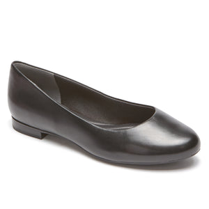 Rockport Tavia Ballet (Wide Fit)