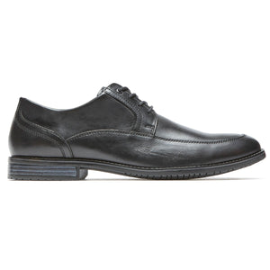 Rockport Style Purpose 3 Apron Toe Oxford (Wide Fit)