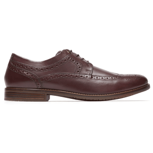 Rockport Style Purpose 3 Wingtip Oxford (Wide Fit)