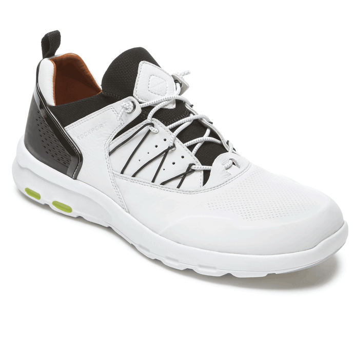 Rockport Let's Walk Bungee Sneaker (Wide Fit)