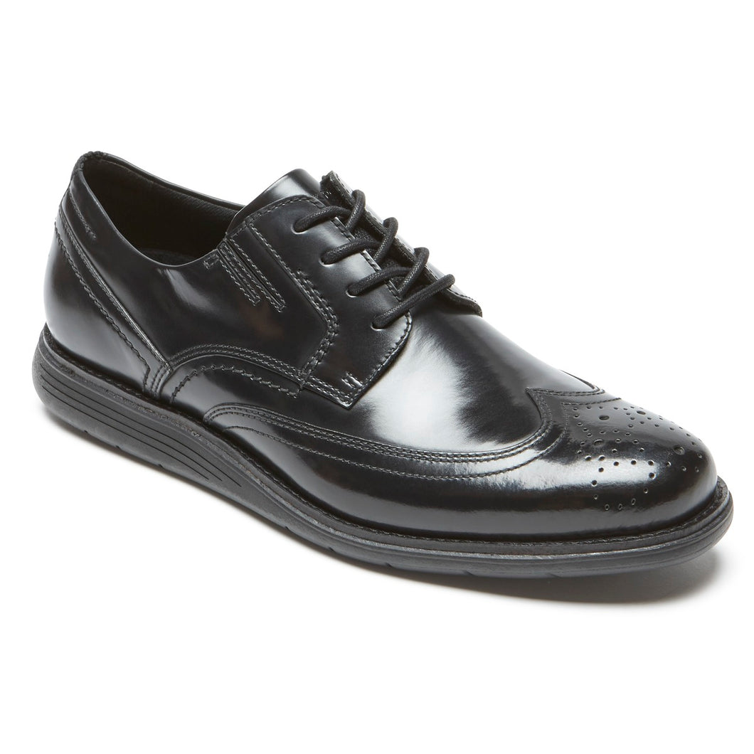 Rockport Total Motion Sport Dress Wingtip (Wide Fit)