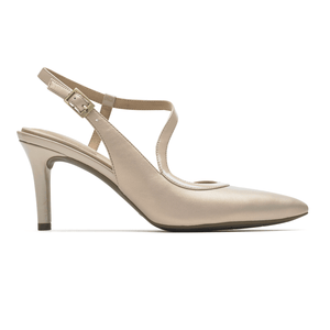 Rockport Total Motion Slingback Pump (Wide Fit)