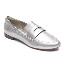 Load image into Gallery viewer, Rockport Total Motion Tavia Penny Loafer (Medium Fit)