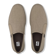 Load image into Gallery viewer, FitFlop™ Collins Canvas Loafers