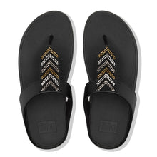 Load image into Gallery viewer, FitFlop™ Cora Crystal Toe-Thongs