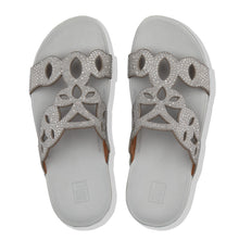 Load image into Gallery viewer, FitFlop™ Elora Crystal Slides