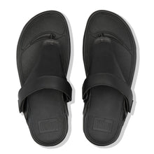 Load image into Gallery viewer, FitFlop™ Ethan Leather Toe-Thong