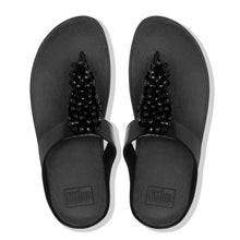 Load image into Gallery viewer, FitFlop™ Fino Sequin Toe-Thongs