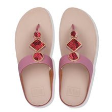 Load image into Gallery viewer, FitFlop™ Leia Toe-Thongs