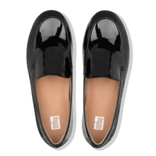 Load image into Gallery viewer, FitFlop™ Lena Patent Loafers