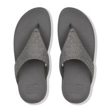 Load image into Gallery viewer, FitFlop™ Lottie Glitzy Toe-Thongs