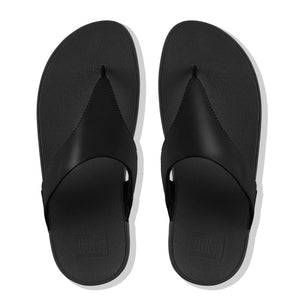 FitFlop™ Lulu Leather Toe-Thongs