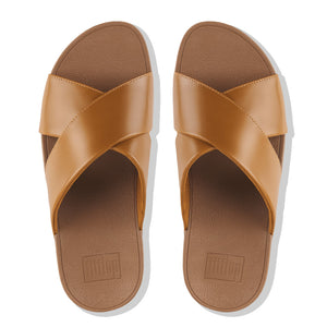 FitFlop™ Lulu Cross Slide Sandals