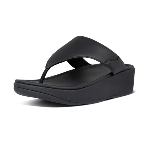 FitFlop™ Myla Leather Toe-Thongs