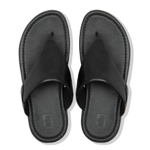 Load image into Gallery viewer, FitFlop™ Myla Leather Toe-Thongs