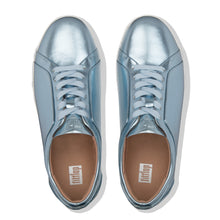 Load image into Gallery viewer, FitFlop™ Rally Metallic Sneakers
