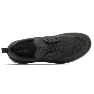 Rockport TruFLEX M Knit Bungee Sneaker (Wide Fit)