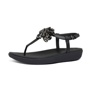FitFlop™ Tia Corsage Back-Strap Sandals